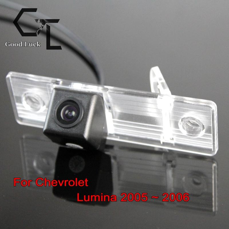 For Chevrolet Lumina 2005 ~ 2006 wireless Car Parking Camera Rear Camera HD CCD Night Vision Car Camera Car Reverse Camera(China (Mainland))