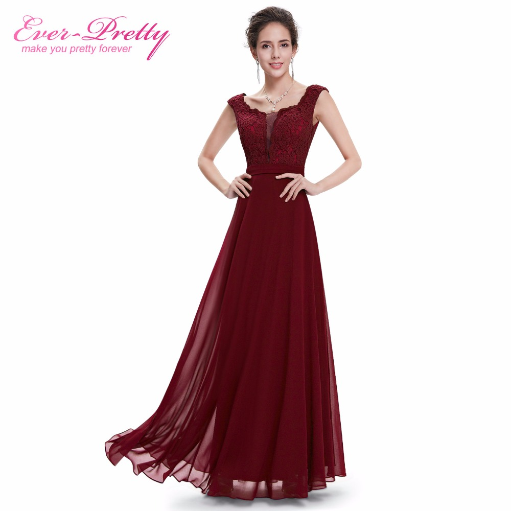 Ever Pretty Evening Long Dresses Special Occasion 2016 New