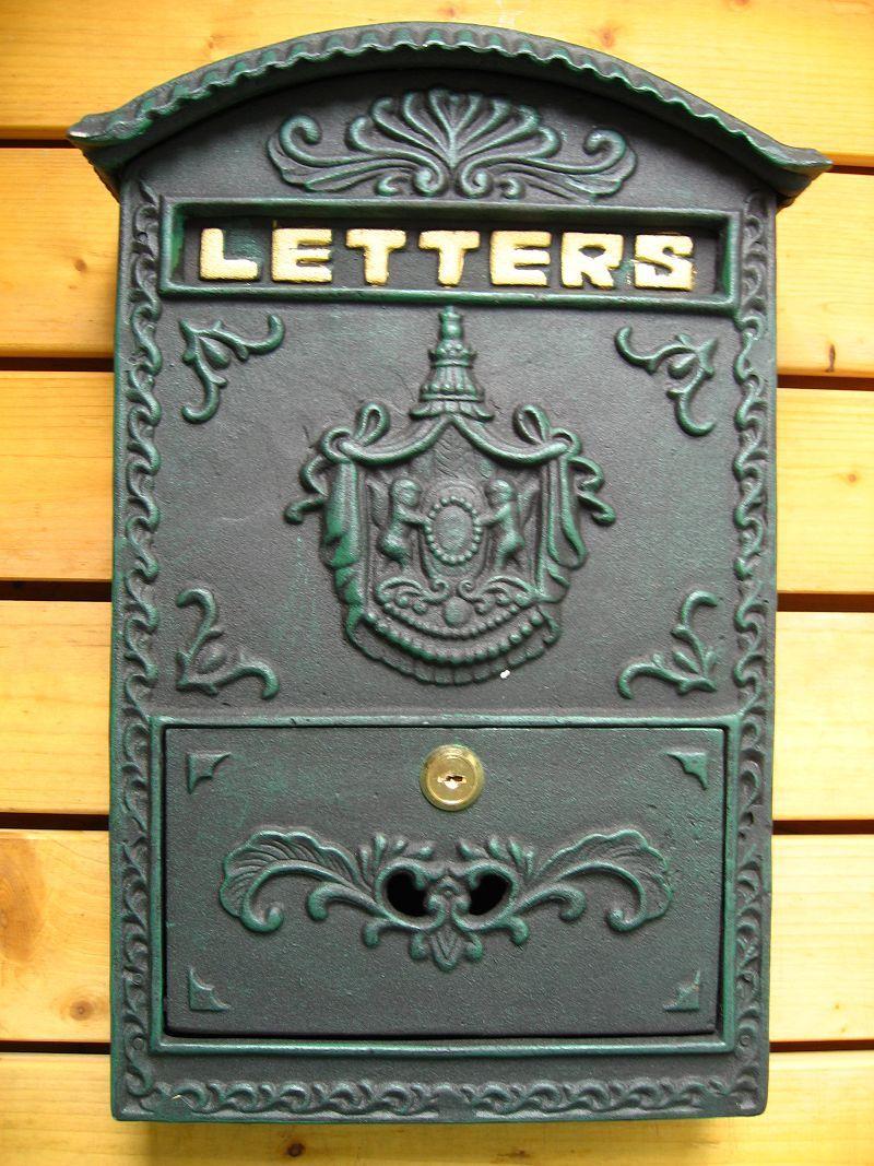 achetez en gros vintage bo te aux lettres en ligne des. Black Bedroom Furniture Sets. Home Design Ideas