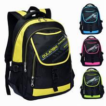 2015 News Children school bags children backpacks kids school bag Leisure waterproof bag Double shoulder bag(China (Mainland))