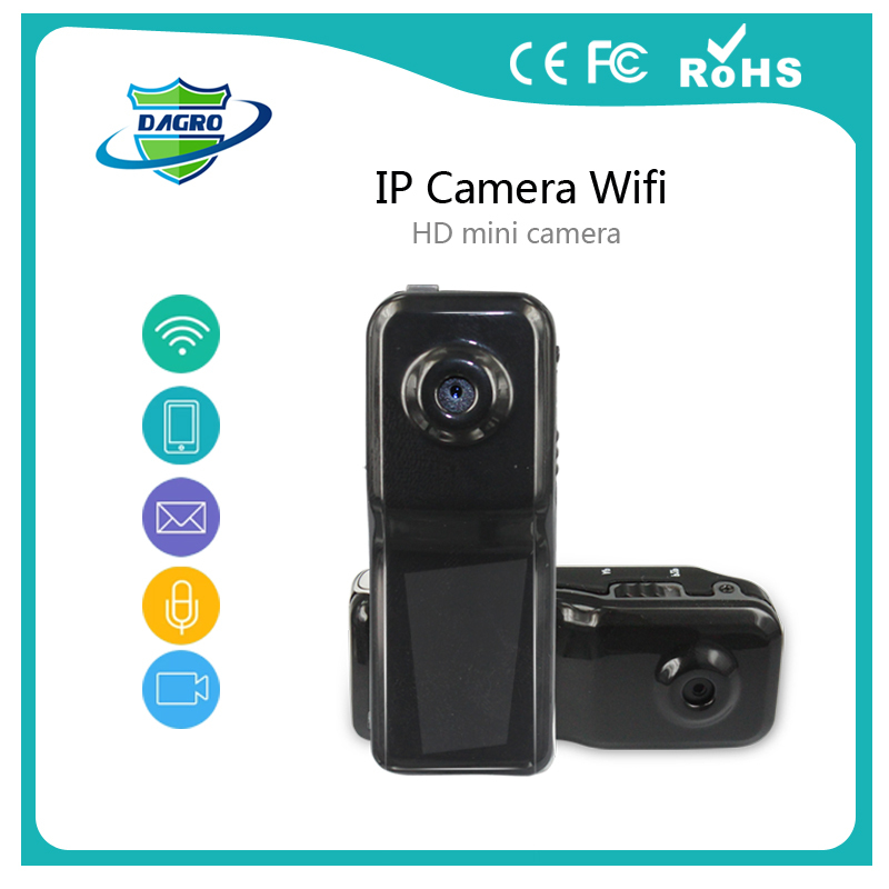 "1/3"" SONY CMOS HD P2P Wireless SD Card Security Micro Hidden Recording md81 Mini IP CCTV WiFi Camera Video Surveillance MD81s(China (Mainland))"