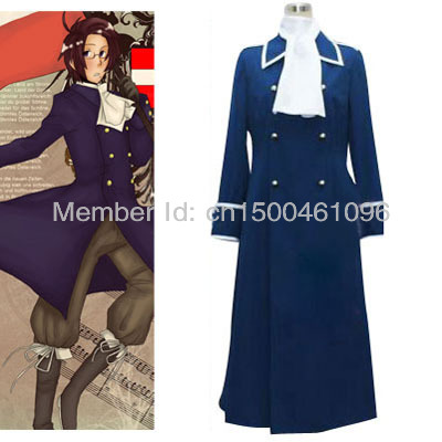 Hetalia Cosplay Costumes Hetalia Axis Powers Austria Cosplay Costume