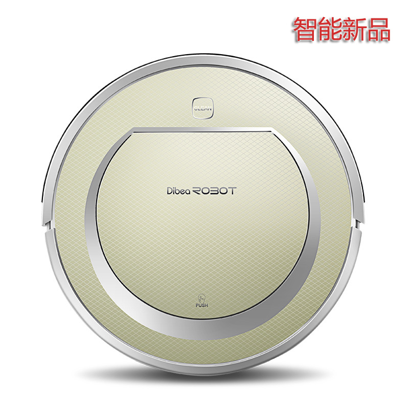 Dibea / V750 to Tony sweeping robot intelligent wiping machine automatically mopping robot vacuum cleaner new(China (Mainland))