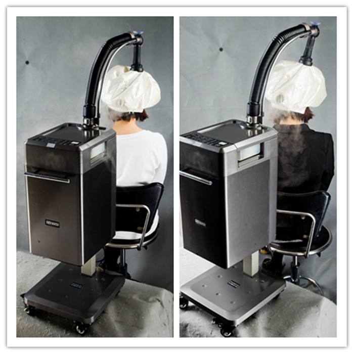 hair treatment machine