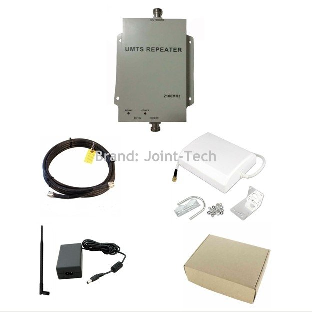 Germany O2 3G Mobile Phone Signal Booster Upto 250sqm(China (Mainland))