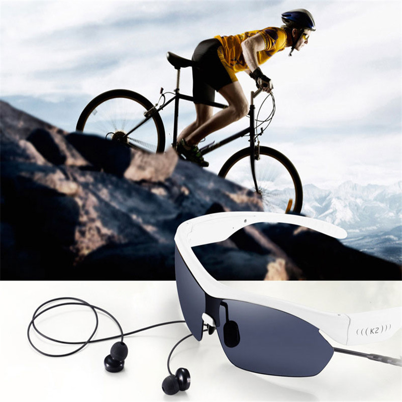 High quality Smart Touch Control polarize Sun Glasses Wireless Bluetooth Stereo