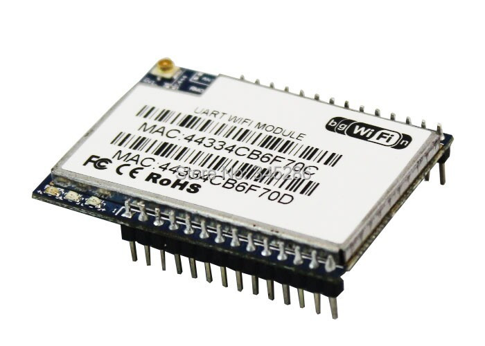 Serial uart TTL 802.11 b/g/n Converter Embedded WiFi Module - Shenzhen Hi-Link Electronic Co.,Ltd store