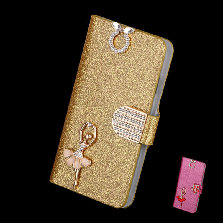 Luxury Glitter Leather Case For Samsung Galaxy Note 1 N7000 Cover Original Flip Bling Phone Bag For Samsung Note1 i9220(China (Mainland))