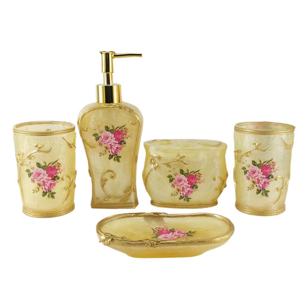 Bathroom accessories set bathroom accessories set uk best for Best bathroom accessory sets