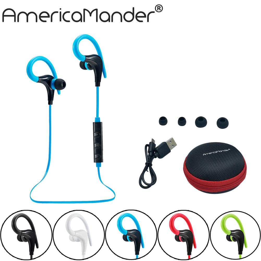 4.1 Wireless Headphone Bluetooth Earphone Bluetooth Headset Headphones Microphone AptX Sport Earphone for iPhone Android Phone(China (Mainland))