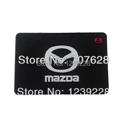 New Power Silica Gel Magic Sticky Spider Anti Slip Car Non-Slip Pad For Mobile Phone Pad PDA MP3 Mazda A2 Sedan Hatch Wagon A MT(China (Mainland))