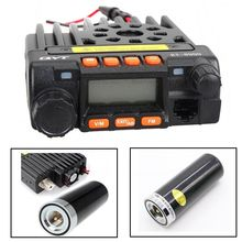 Free shipping!QYT KT-8900 In Car 136-174/400-480MHz Dual Band Radio Transceiver+PL-259 Antenna(China (Mainland))