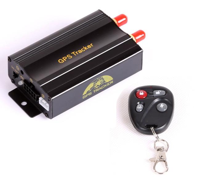 COBAN Car GPS Tracker system GPS GSM GPRS Car Vehicle Tracker Device TK103B SD Card Slot Remote