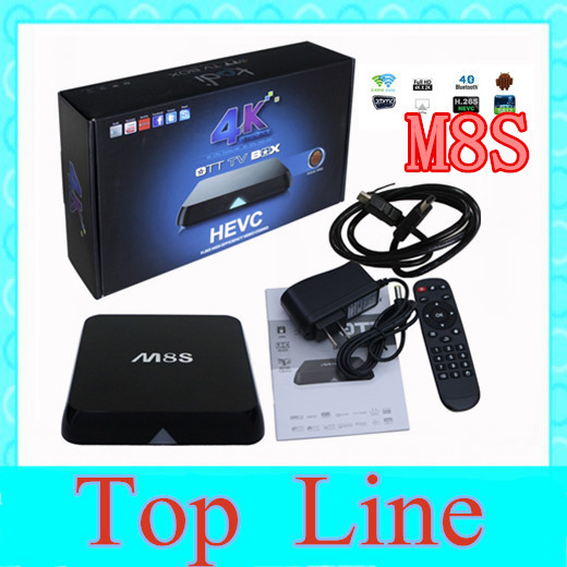 M8S android TV box Amlogic S812 2 G/8G xbmc kodi fully loaded 2.4G WiFi better than M8 android TV box(China (Mainland))