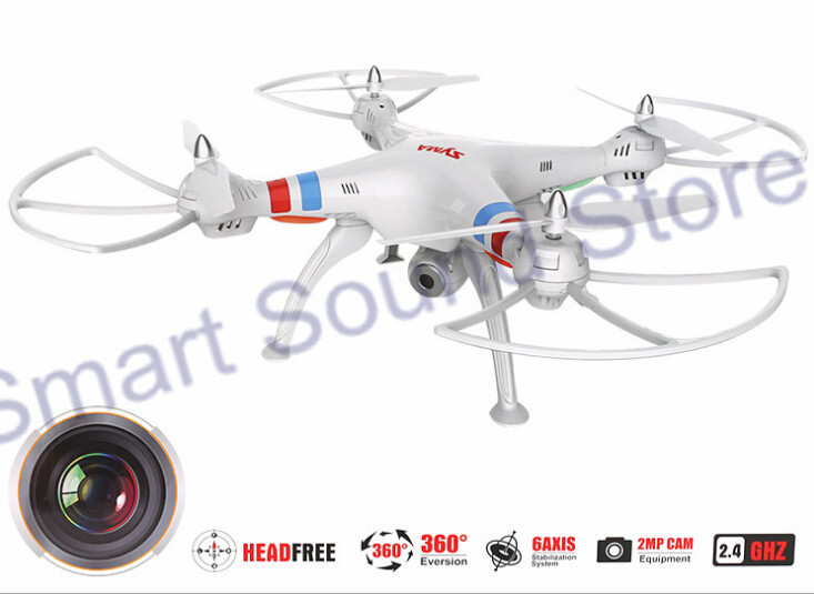 Brand New Factory Price Cool Out door Gadgets SYMA X8C RC Drone Quadcopter with 2 Megapixels
