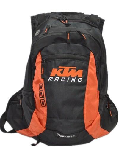 Купить Бесплатная доставка KTM рюкзак отдыха и путешествий поколения дрэг-рейсинг рюкзак многоцелевой кросс рюкзак 2 цвета