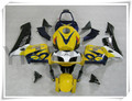 Motorcycle Yellow Nastro Injection Molded Fairing KIT For H O N D A CBR600RR CBR 600RR