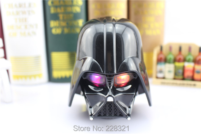 New 12000Mah Star Wars Darth Vader Power Bank For iPhone Samsung Mobile Power Supply Portable Battery Emergency Charger(China (Mainland))