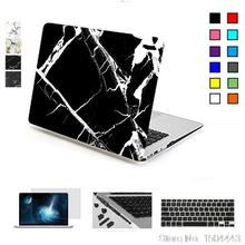 Buy 4in1 Marble Matte Case Macbook Air 11/13 Laptop Bag Mac Book Pro Retina 12/13.3/15.4 Keyboard Cover+screen Protector for $11.39 in AliExpress store