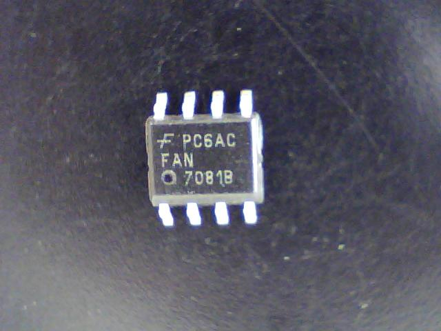 Free shipping 20pcs / lot FAN7081BMX is a high-side gate driver IC, for high-pressure , high-speed driving job Get in(China (Mainland))
