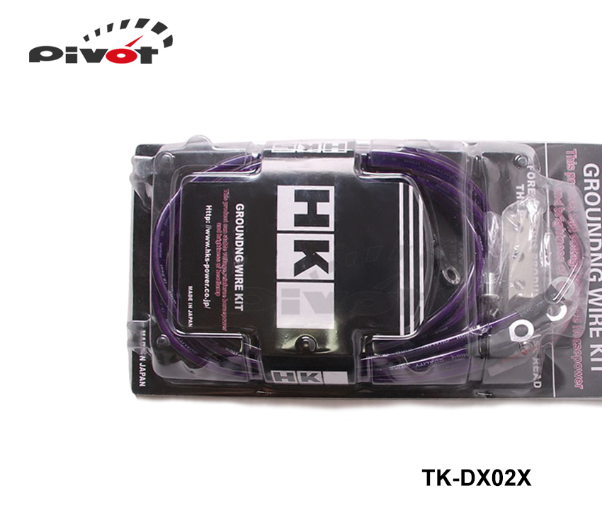 Pivot free shipping Grounding Cable 48004-AK002 (violet) TK-DX02X(China (Mainland))