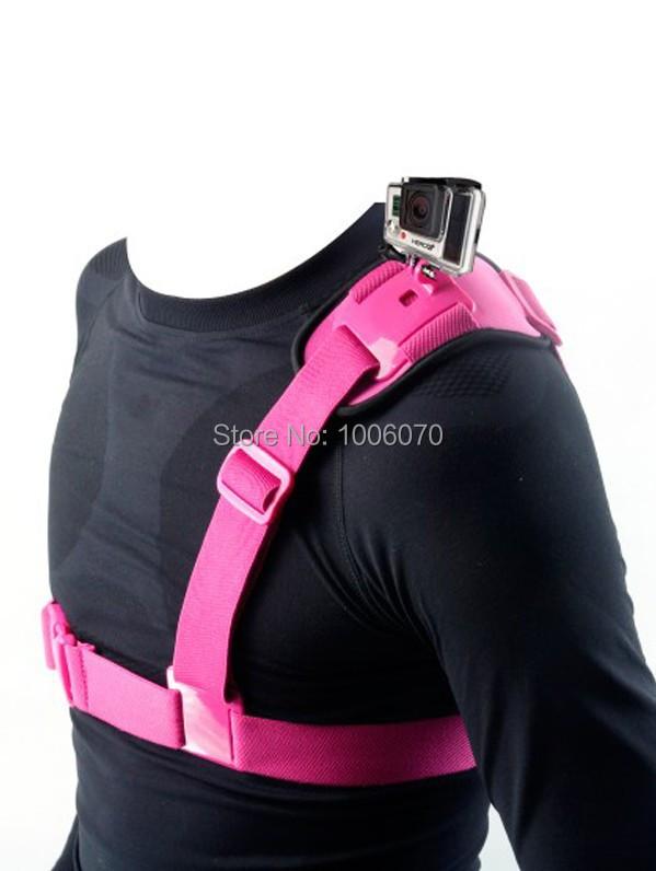 New Quick Camera Single Shoulder Sling Colorful Belt Strap For Gopro 5 Colors