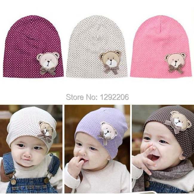 New Baby Cap Fashion Children Infant Hat Boys & Girls Cotton Warm Winter Autumn Cap Kids Hats ei12i5(China (Mainland))