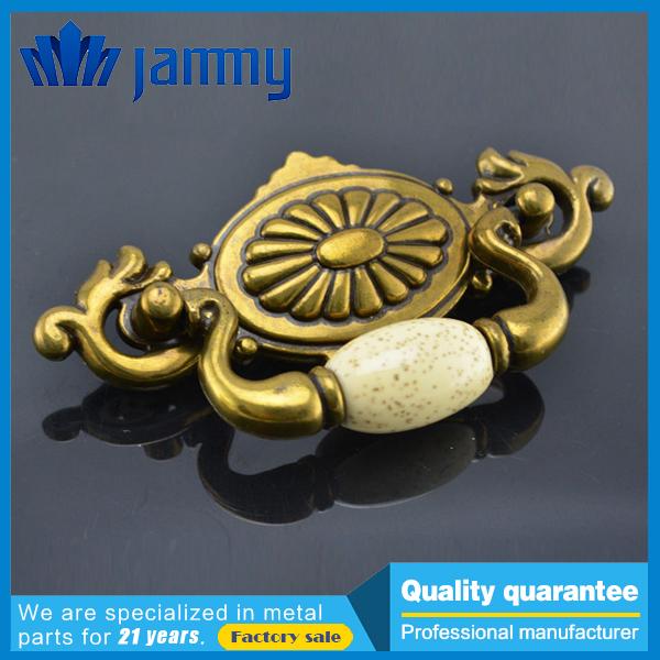 Retro looking 64mm antique bronze shakeable ceramic classical furnitures cabinet handles,cupboardnet handles,cupboard handles(China (Mainland))