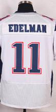 Top quality Men#12 Tom Brady jersey #87 Rob Gronkowski jersey #11 Julian Edelman jersey blue white red 21 Malcolm Butler Elite(China (Mainland))