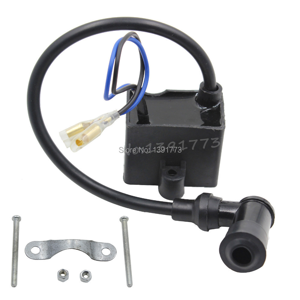 NEW CDI Ignition Coil 50cc 60cc 66cc 80cc Engine Motor Motorized Bicycles Bikes Free Shipping(China (Mainland))