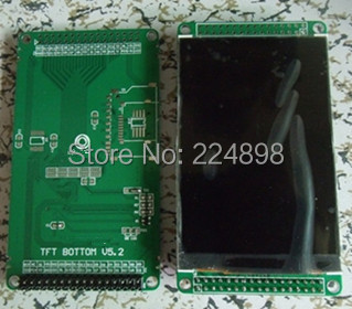 IPS 3.5 inch 44PIN HD TFT LCD Module with PCB Board ILI9481 Drive IC 320*480 MCU interface (Not touch panel)(China (Mainland))