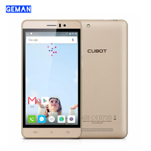 """Cubot Rainbow 5.0"""" HD IPS Android 6.0 Quad Core MTK6580 1.3GHz Mobile Phone 1GB + 16GB 13MP Cellphone 2200mAh OTG 3G Smartphone(China (Mainland))"""