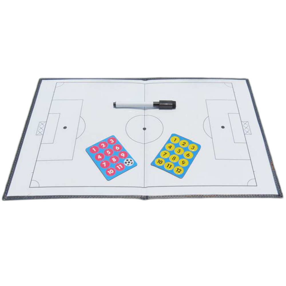 Sales Promotion Soccer Football Strategy Board Tactics Board Coaching Board luxury version(China (Mainland))
