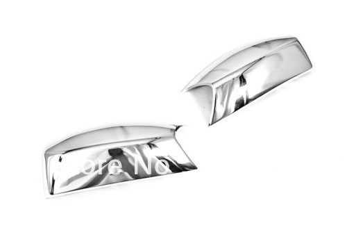 Car Styling Chrome Side Mirror Cover For Ford S-MAX(China (Mainland))