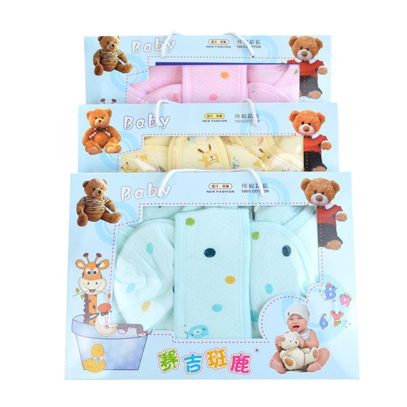 New style 2016 Baby Newborn Set Cute Cartoon Cotton Baby Boy Clothing Set Newborn Baby Underwear Clothes 0-3 Month<br><br>Aliexpress