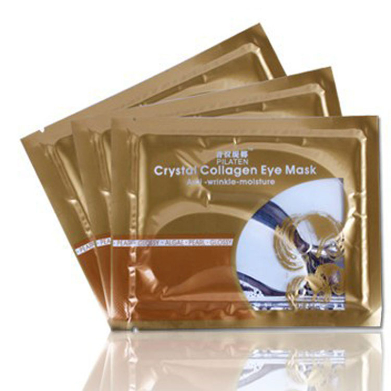 NEW 10 x Collagen Crystal Eye Mask Deep Moisture Anti-Ageing Eyelid Patch Care(China (Mainland))