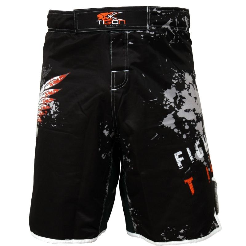 Tigon professional combat gear MMA men boxing boxing shorts training pants are short pretorian boxeo sanda muay thai clothing(China (Mainland))