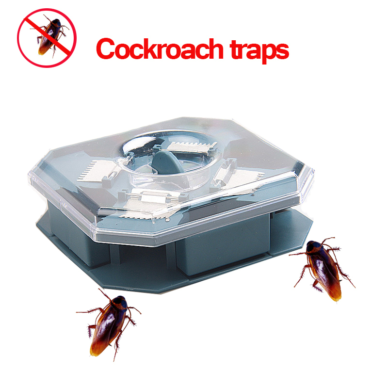 Environmental safety and health pollution cockroach traps catch large cockroach control Cockroaches repeller Cockroach killer(China (Mainland))