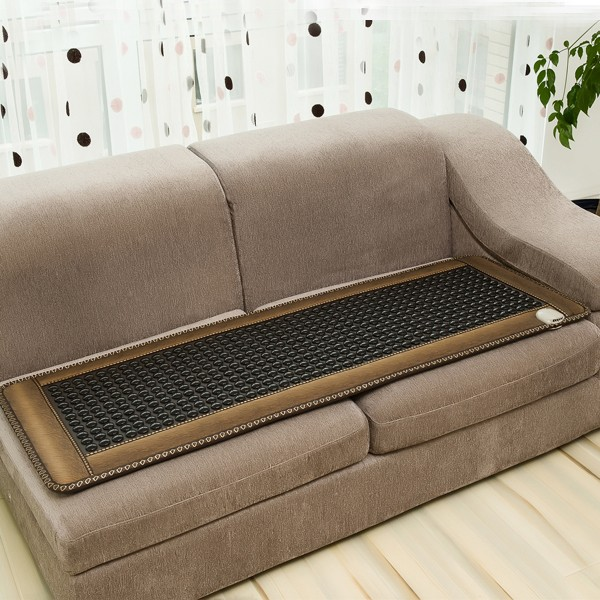 Health care heating jade cushion Natural tourmaline mat physical therapy mat heated jade mattress  50cmX150cm  Health care heating jade cushion Natural tourmaline mat physical therapy mat heated jade mattress  50cmX150cm  Health care heating jade cushion Natural tourmaline mat physical therapy mat heated jade mattress  50cmX150cm  Health care heating jade cushion Natural tourmaline mat physical therapy mat heated jade mattress  50cmX150cm