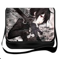 Free Shipping Anime Sword Art Online Kirito Asuna Cosplay Canvas Shoulder Messenger Bag 24 design