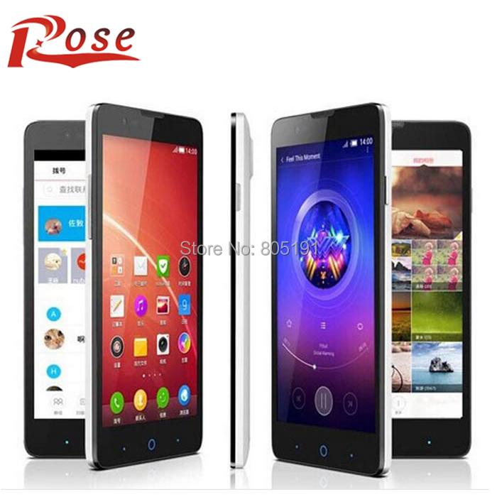 Original ZTE V5 ZTE V9180 Wcdma Nubia Mobile Phone MSM8926 Android 4.4 1280x720 13MP Camera GPS Multi-language(China (Mainland))