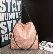 Europe Hot Luxury Women Designer Handbag High Quality Brand Famous Scrub Shoulder Chain Bag Neverfull Sac A Main Femme De Marque