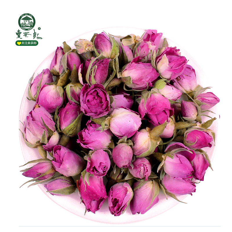 Blooming Rose tea ball blooming flowers Art flowers and tea tea health products 50 g(China (Mainland))