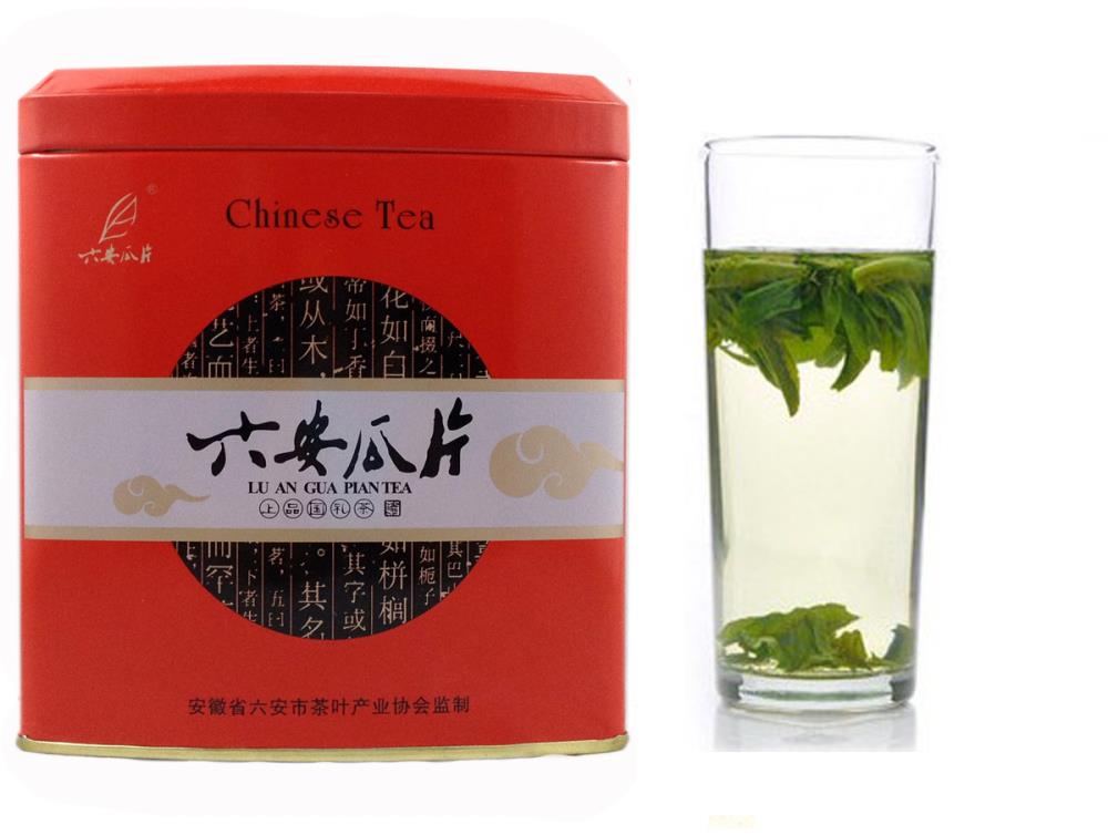 2013 new spring Premium handmade liuanguapian tea top grade Chinese green tea China Anhui liu an gua pian tea with gift box 100g<br><br>Aliexpress