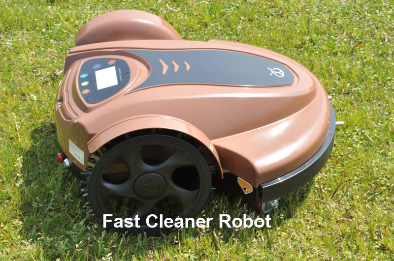 Newest Arriving password,Schedule,Language selection and subarea setting Robot Lawn Mower(Li-ion Battery)(China (Mainland))