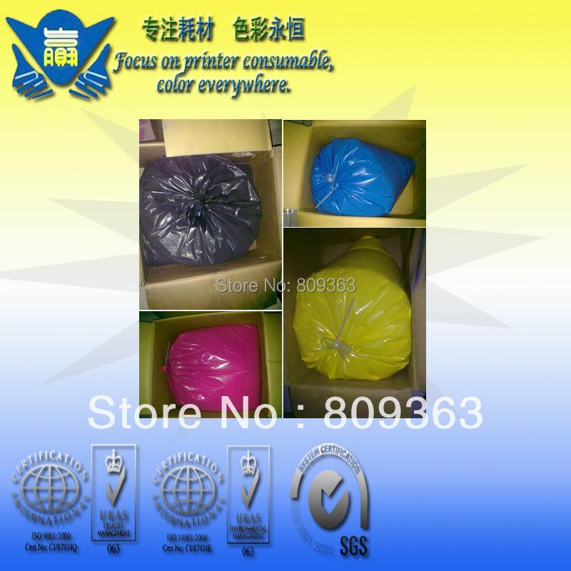 DHL free shipping!! Sale color bulk laser printer toner refill powder for Ricoh CL7100(China (Mainland))
