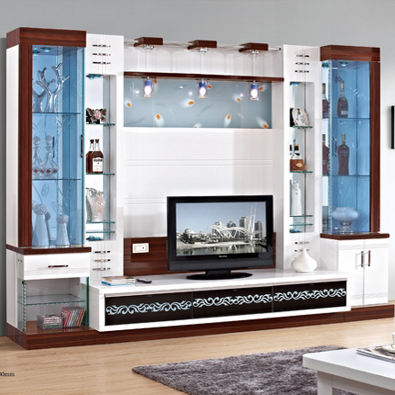 Tv Cabinet Cover Tv Cabinet Modern Brief Fashion Glass