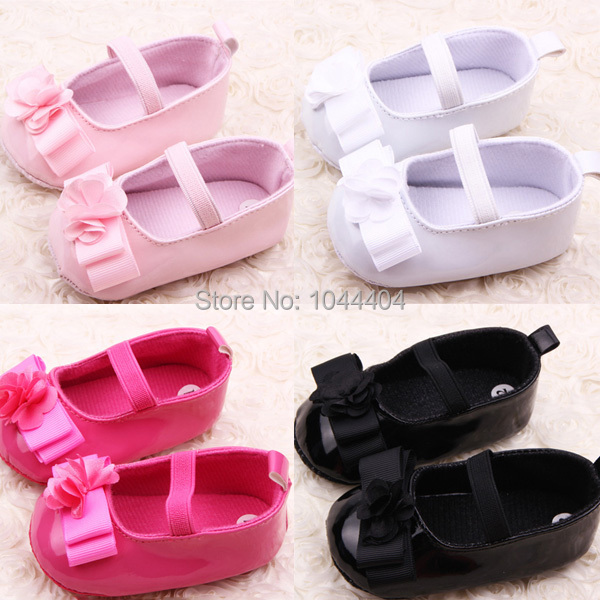 Newborn 3-15M Baby Girl Shoes Prewalker First Walkers Lovely Sneakers Infant Kids Girls Princess Shoes 2015(China (Mainland))