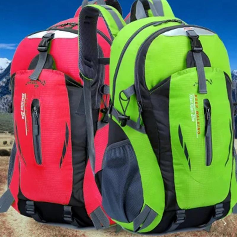 2016 quality big mountain climbing backbag travelling shoulder bag casual unisex backbag fashion men's backbag(China (Mainland))