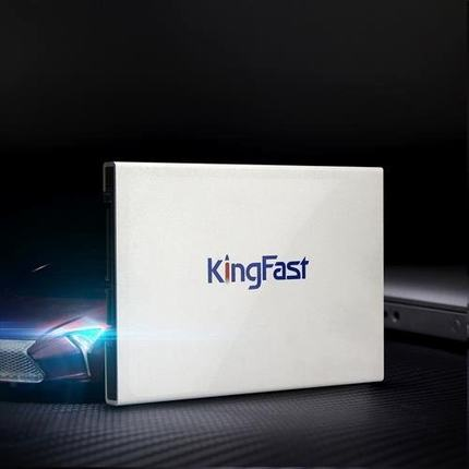 New Arrival KingFast 2.5inch 64GB 128GB 256GB SATA3 SSD 7mm Internal Hard Disk Drive Solid State Drive 256MB for Laptop notebook()